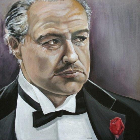 portret schilderij kopen